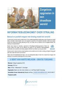 Informatie-bijeenkomst 9 september Baken van Licht Groningen